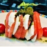 best tomato caprese salad recipe