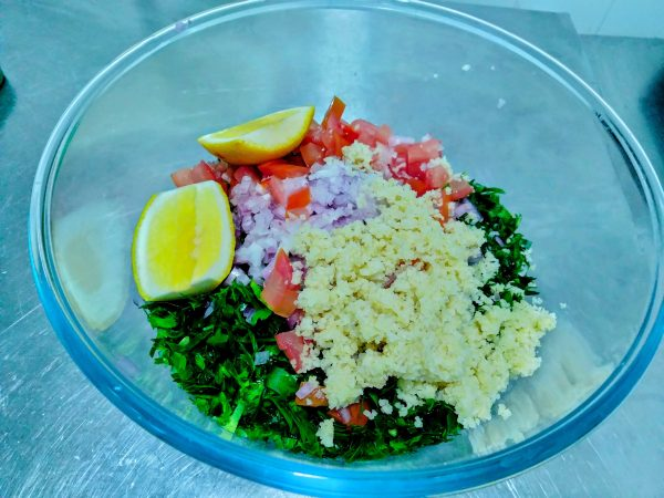 how to make tabbouleh salad