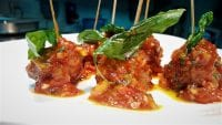 , food gallery Italian meatball recipe