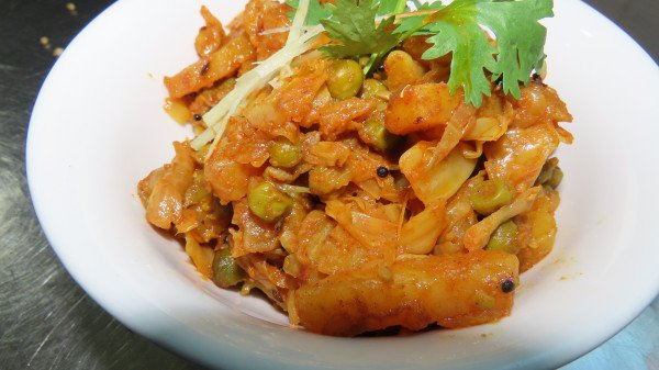 Aloo cabbage recipe