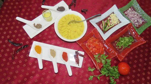 home-style dal recipe ingredients