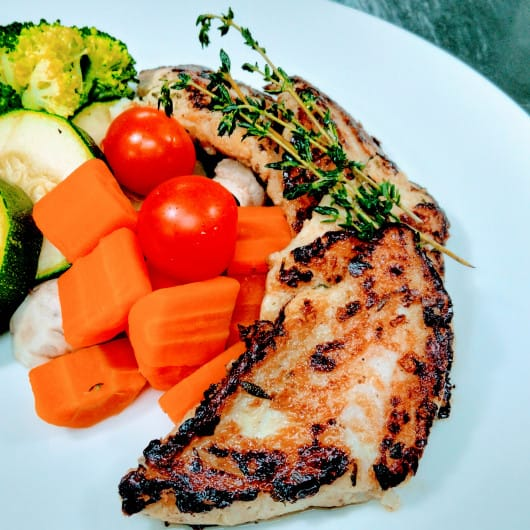 Recipe for grilled sea bass - Easy and quick