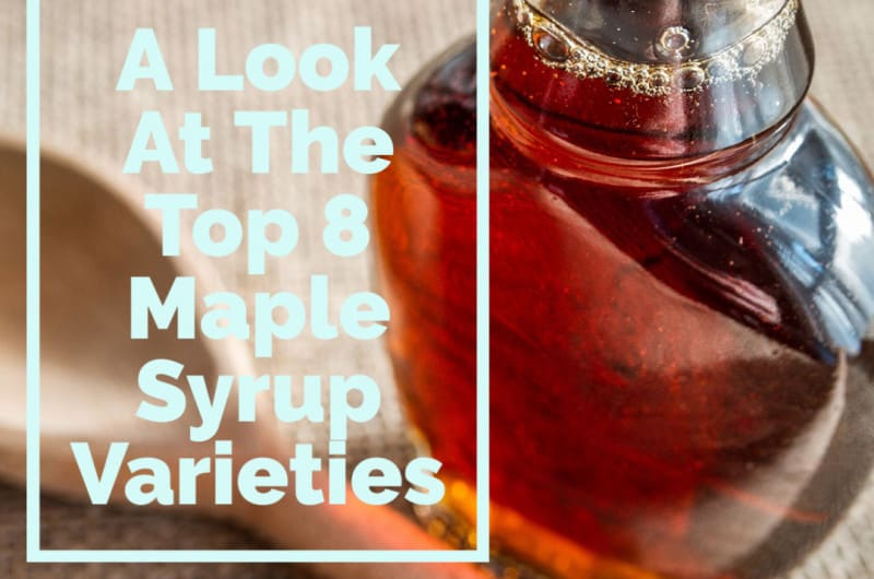 Top Maple syrup