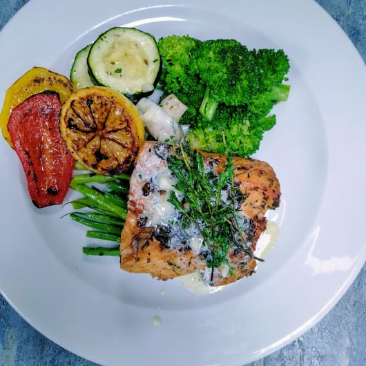 Keto Salmon Recipe for Healthy and Paleo Dieters
